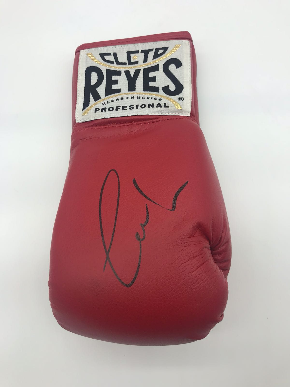 Conor Mcgregor Signed Red Reyes Boxing Glove C O A