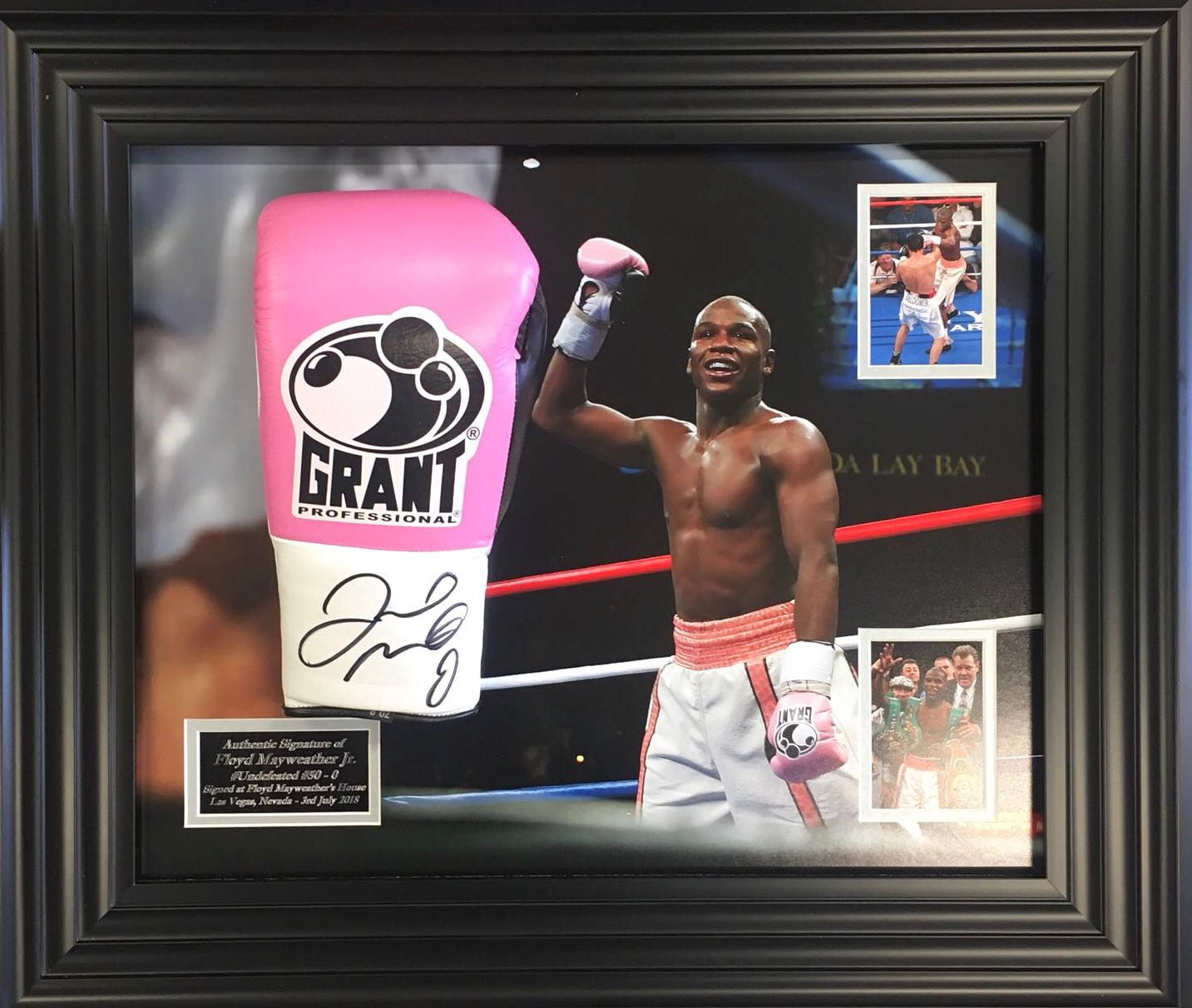 Grant Boxing Gloves Las Vegas - The Best Quality Gloves