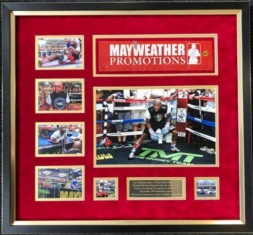 Floyd Mayweather Memorabilia